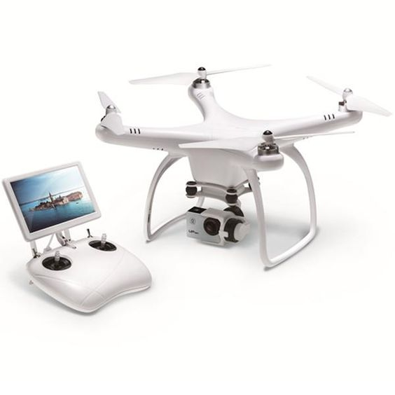 New UP Air UPair-Chase UPair One 5.8G FPV 12MP 2K & 4K 24FPS HD Camera With 2-Axis Gimbal RC Quadcopter