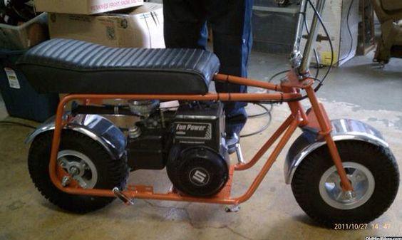 Pack Mule Mini Bike : Pinterest the world s catalog of ideas