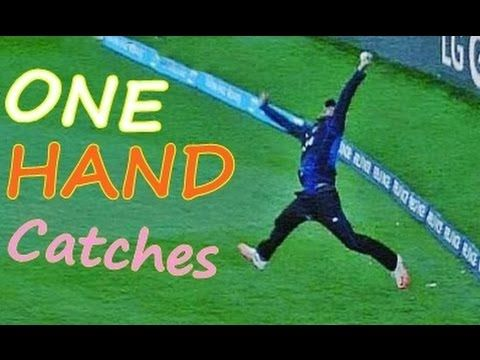 Top 5 One Handed Catches in Cricketl History