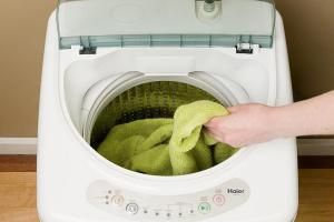 I Used a Portable Washing Machine for a Year and Here's What Happened: End Laundry Room Drama