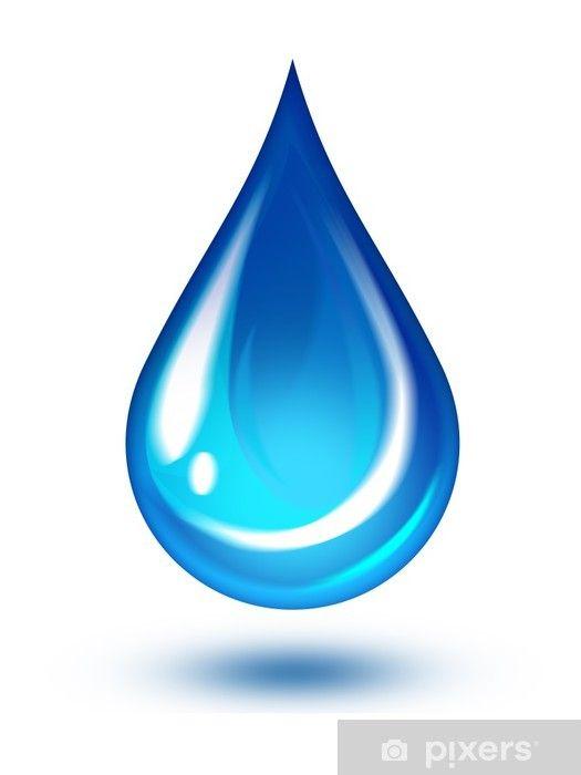 Water Drop Sticker Pixers We Live To Change In 2021 Water Drop Tattoo Water Drop Drawing Water Drop Logo