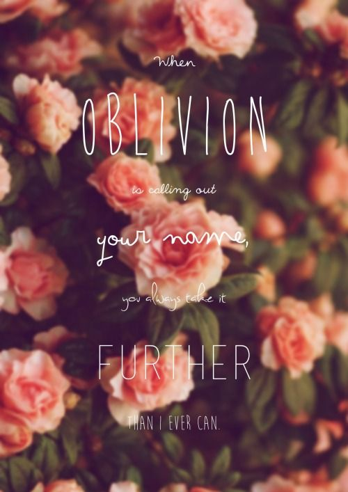bastille oblivion the fault in our stars