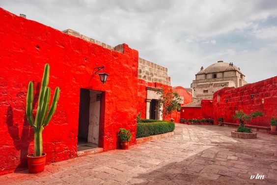 Monasterio de Santa Catalina, Arequipa, Peru — by Daniel Deichert. The Monastery of Santa Catalina, nestled in the middle of Arequipa, is in a time of its own. One can imagine how the...