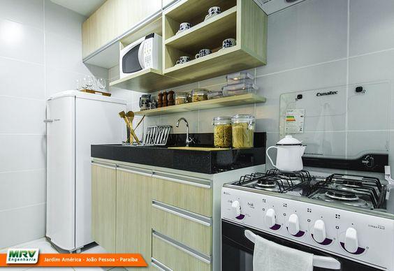 Apartamento decorado 2 quartos do Jardim América no bairro Ernani Sátiro - João Pessoa - PB - MRV Engenharia