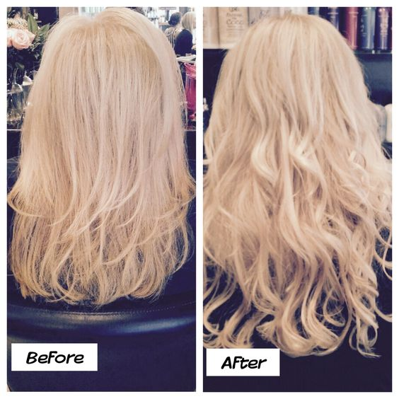 14 Best Hair Extensions Images On Pinterest Salons Extensions And