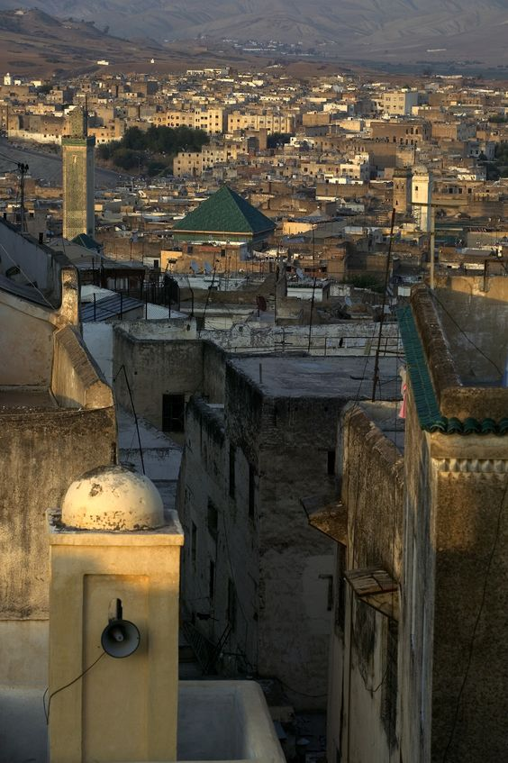 Kairaouine Mosque Medina Fes