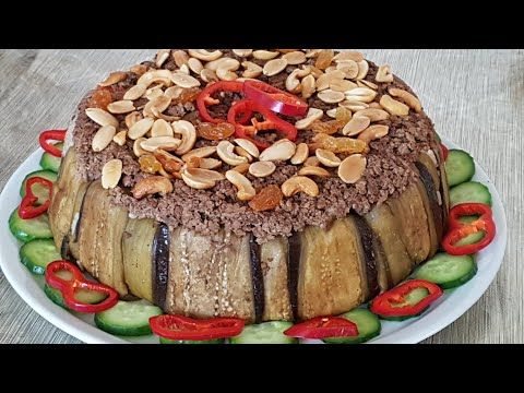 طريقة عمل كبة بالصينية السورية مع طريقة التقطيع بشكل نجمة مع رباح محمد الحلقة 356 Youtube Food Arabic Food Recipes