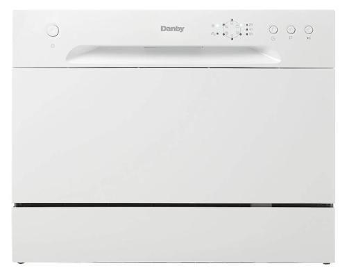 New Model Danby Ddw621wdb Countertop Dishwasher White Amazon