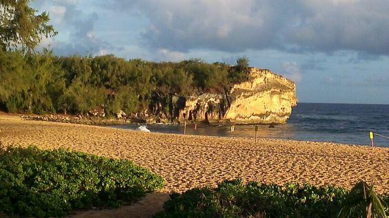 Shipwreck beach October 6