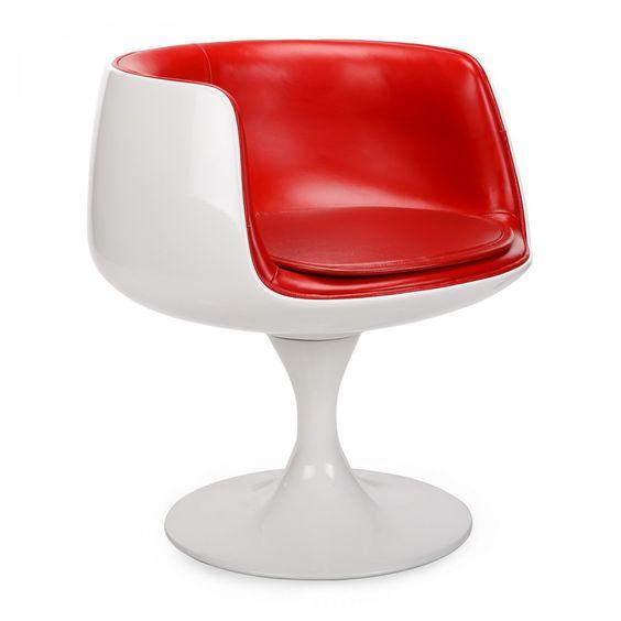 Cognac Cup Chair