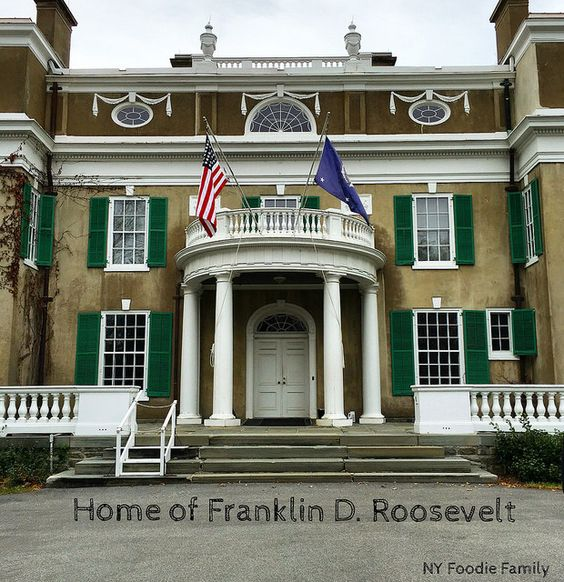 Home of Franklin D. Roosevelt