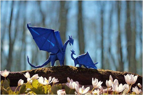 FoldedWilderness Dragon