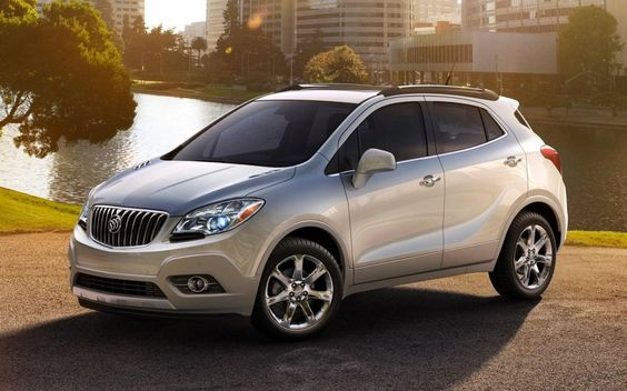 Pin By Overboost Photography On 2012 Naias Buick Encore Buick Gmc Cheap Suv