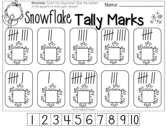 FREE printable pages for January Great for reviewing after winter – Free Winter Math Worksheets