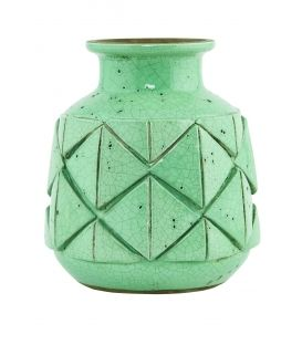 Vase géométrique design