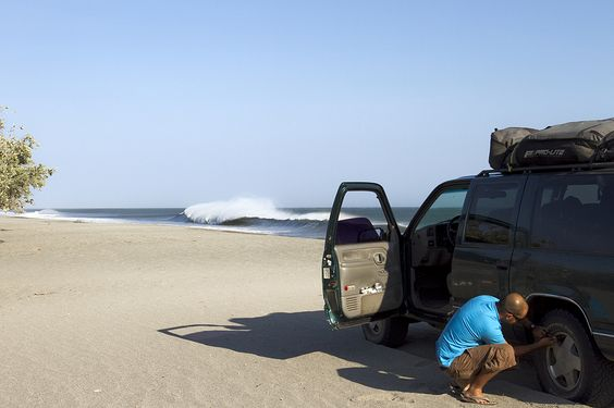 #Tips for Driving on the Beach #iloveperryautogroup