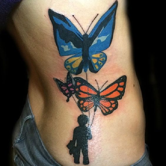 250 Most Beautiful Koi Fish Tattoo Designs And Meanings ...   Seductive Butterfly Tattoos