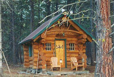 Cabin Log Cabins And Logs On Pinterest