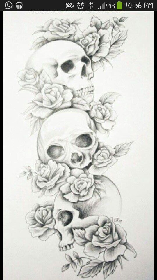 Amazing drawing of love and death tattoo ideas for Amazing drawings of roses