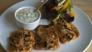 How To Cook Grilled Fish With Tartar Sauce