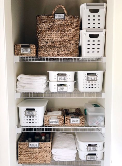 So Erstellen Sie Den Perfekt Organisierten Badezimmerschrank Badezimmerschrank Erstellen Organisierten Perfekt Badezimmer Schrank Organisation Badezimmer Aufbewahrung Und Badezimmer Klein