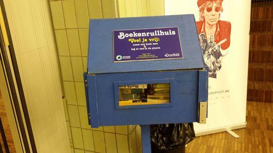 Boekenruilkast Oostende 10