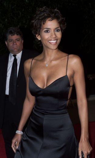 "Halle Berry from ""Die Another Day"":"