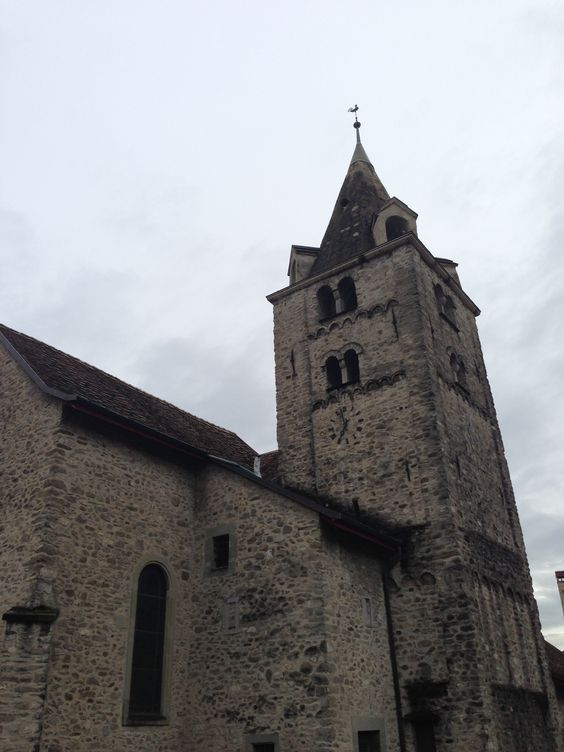 Church in #corsier #vevey #switzerland