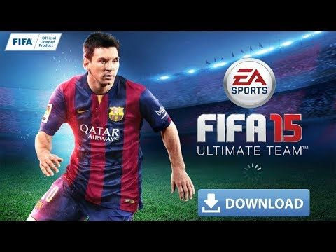 Fifa 15 Ultimate Team Mod Apk Data Download Youtube With Images
