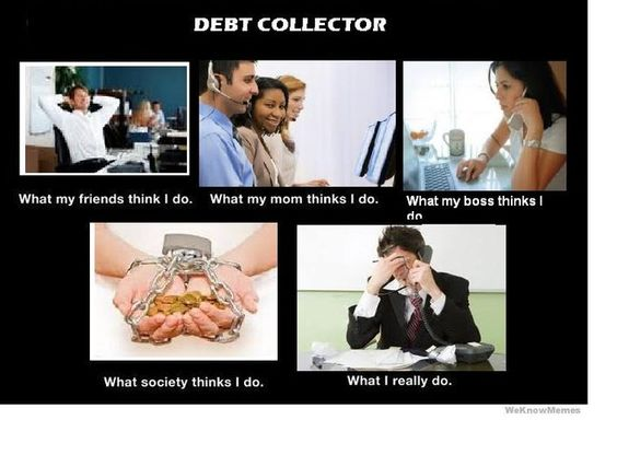 how to become a debt collector