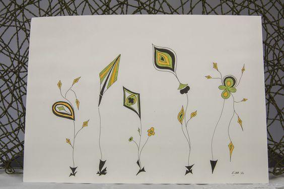 GotikART, Zeichnung von KirLaagreen auf DaWanda.com