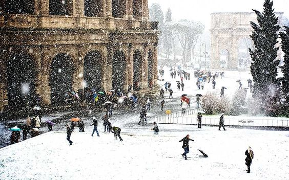 Suggestions for what to see and do in Rome this winter, with advice on   exhibitions and shows, and options for where to stay