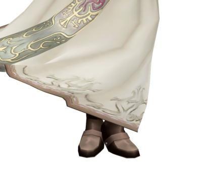 The Leg End of Zelda