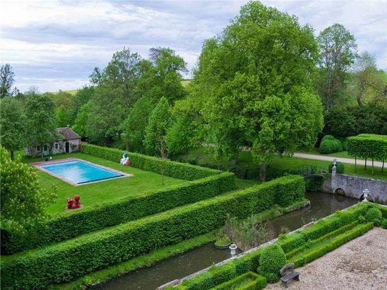 Habitually Chic® » Revisting Chateau de Primard