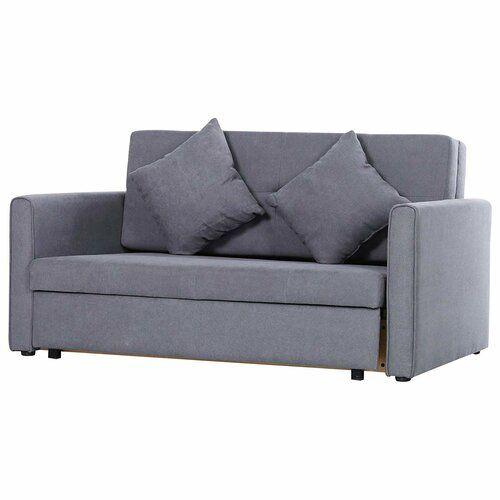 Seater Loveseat Sofa Bed Ebern Designs