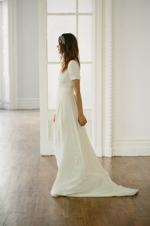 Miri Gown by Alexandra Grecco | here comes the bride | Pinterest