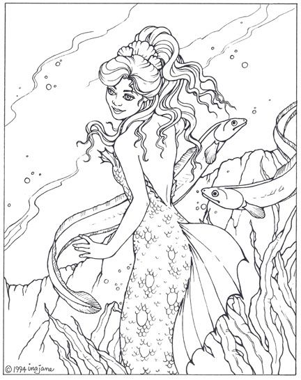colouring pages of fairies - Google Search: