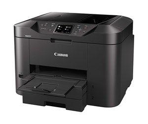 Canon Maxify Mb2750 Tintendrucker Multifunktion Mit Fax Farbe Tinte Drucken Tinte Farben