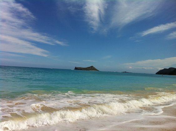 Beach in Hawaii, So beautiful!
