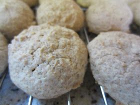 This is a recipe I got from my dil Sara a couple of years ago. She made it as a healthy cookie snack for the kiddoes. The first time I mad...
