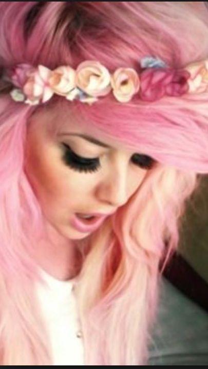Pastel hair, soo cool!