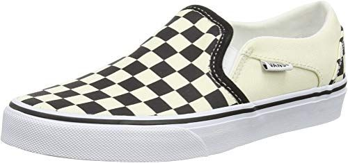 New Vans Asher Womenโ S Low Top Sneakers Womens Shoes 84 14 From Top Store Youllfindoffer In 2020 Womens Vans Women S Low Top Sneakers Slip On Shoes
