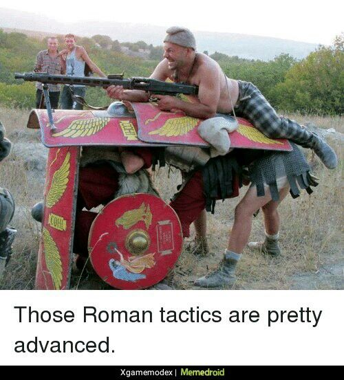 German tactics