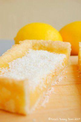 Lemon Buttermilk Tart