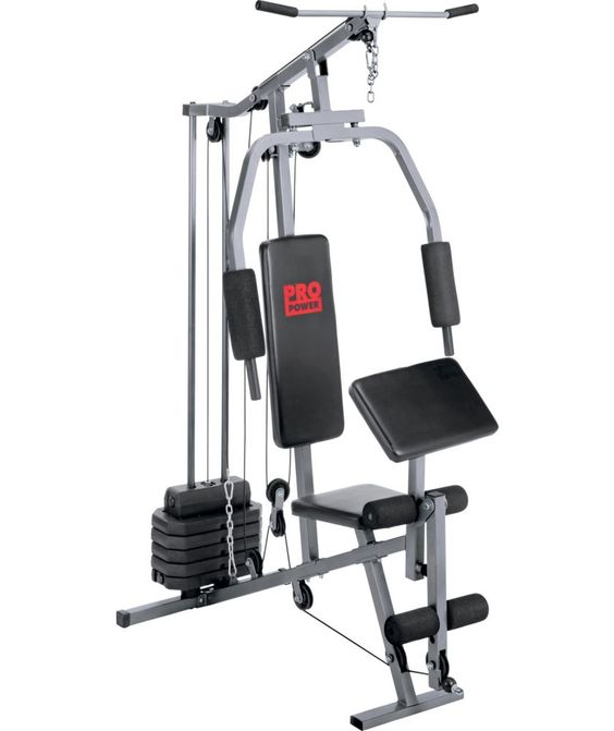 Buy pro power home gym at argos your online shop