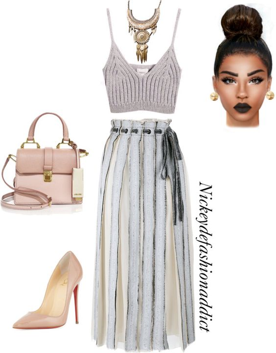 Untitled #1502 by stylesbynickey featuring a mini...