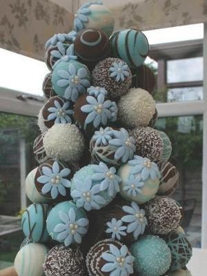 11 torres de doces do Pinterest para usar na decoração das festas infantis