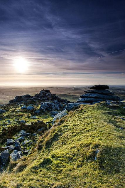 Bodmin Moor, Cornwall. Escape to the peace and tranquility of the West Country...