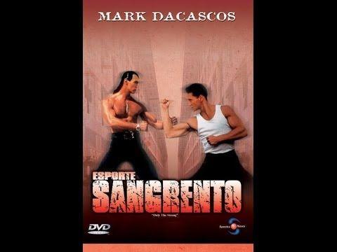 Capoeira-Esporte Sangrento-Filme completo