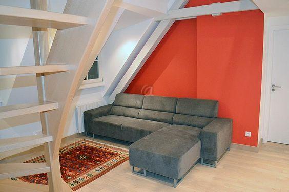 Louer appartement meublé 2P 40 m² Strasbourg | alterHome®
